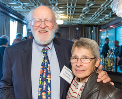 Harvey and Susan Wittenberg